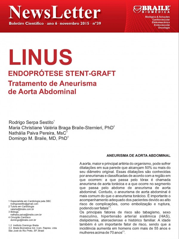 Linus® Endoprótese Stent-Graft