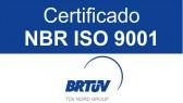 Certificado de NBR ISO 9001