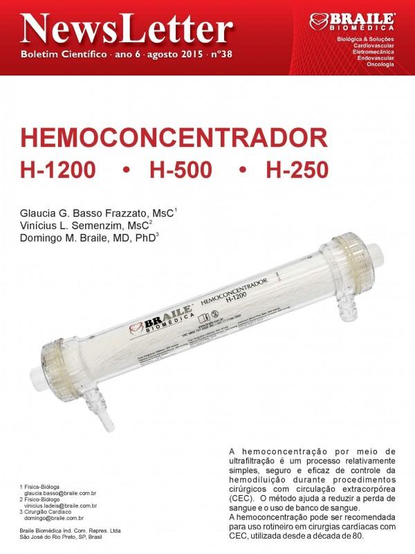 Hemoconcentrador