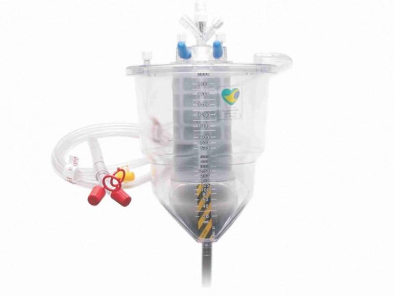 Conjunto para Autotransfusão