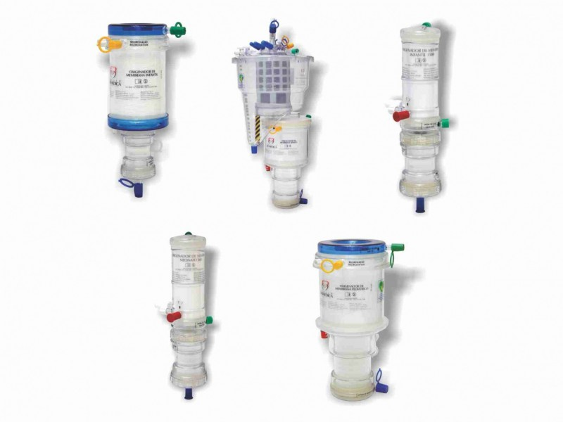 Oxigenador de Membrana