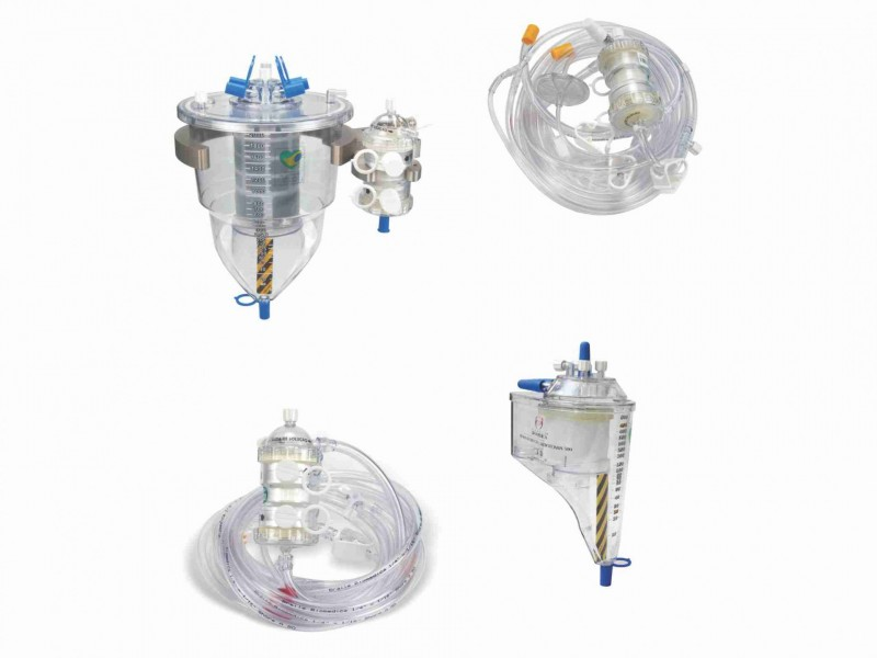 Sistema para Cardioplegia