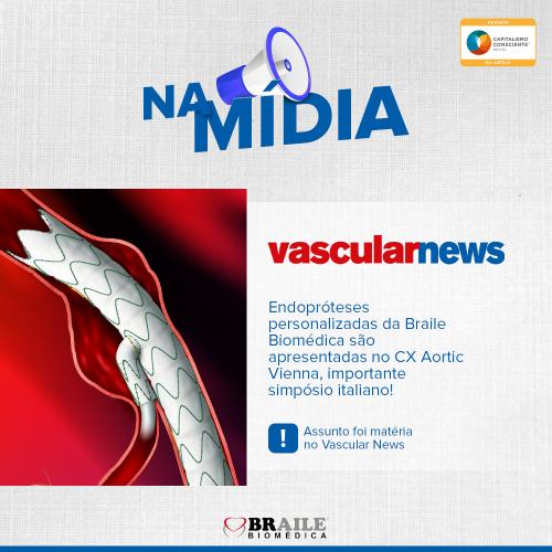Endopróteses Braile são apresentadas em Simpósio global