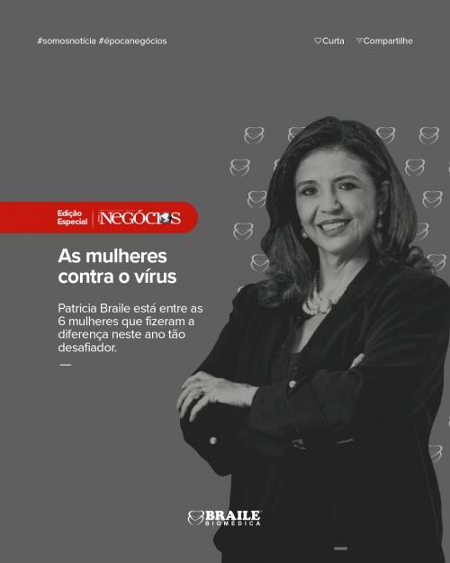 Época NEGÓCIOS destacou executivas brasileiras que lideraram ações contra a pandemia