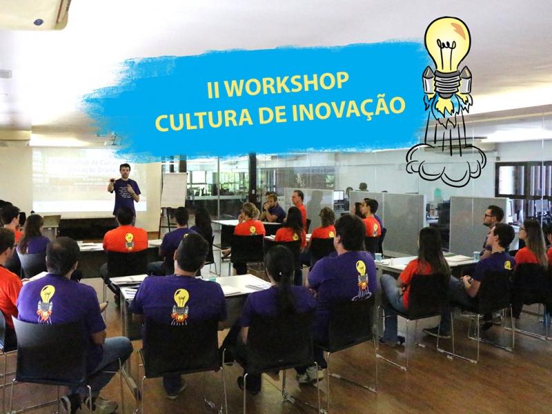 II WORKSHOP CULTURA DE INOVAÇÃO