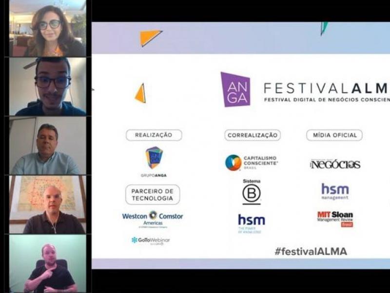 Patricia Braile, presidente da empresa, é convidada para bate-papo sobre Humanizadas: a pesquisa