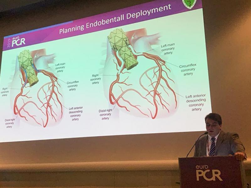 Produto inédito Braile é apresentado no EuroPCR em Paris, maior evento do segmento da cardiologia do mundo
