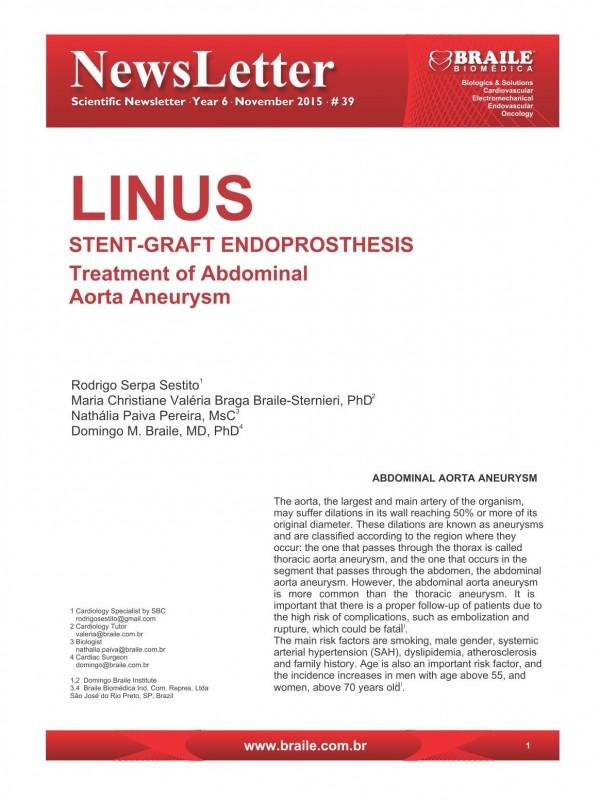 Linus® Stent-Graft Endoprosthesis