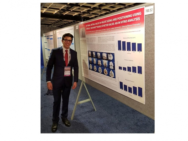 Braile Biomedica at Cardiovascular Research Technologies (CRT) 2018