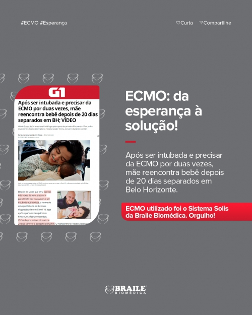 ECMO from Hope to Solution