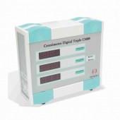 Cronómetro Digital Triplo c3000